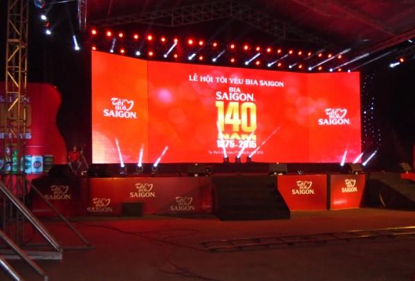 Lễ Hội Tôi Yêu Bia Sài Gòn 140 Năm
