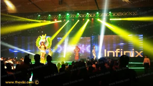 Chương trình ra mắt dòng sản phẩm mới Infinix